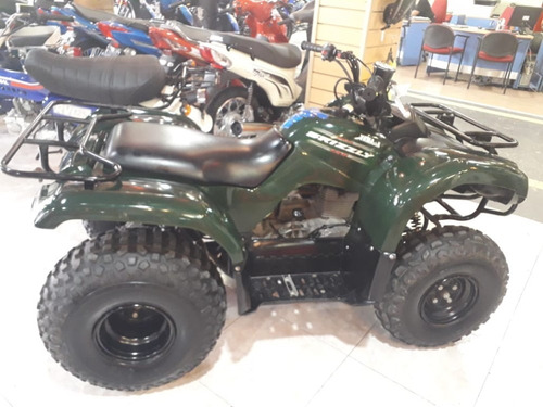 yamaha grizzly 125 excelente estado tamburrino motos