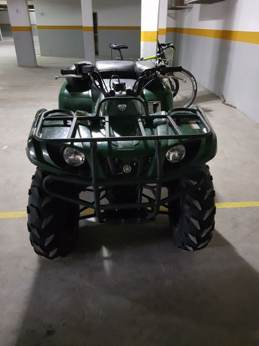 yamaha grizzly 350 4x2 2011