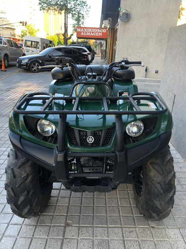 yamaha grizzly 350 4x4 2011 rodado 2016 pro seven