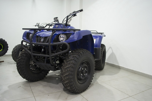 yamaha grizzly 350 4x4 - 2017 - 0km