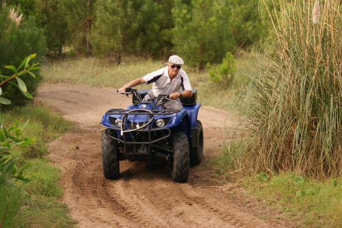 yamaha grizzly 350 4x4 5 tanques de uso