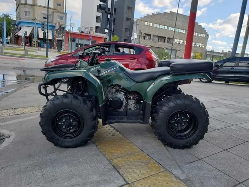yamaha grizzly 350 4x4 ciclofox 2013