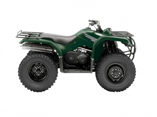 yamaha grizzly 350 4x4 cuatriciclo !! ciclofox moto yfm !!