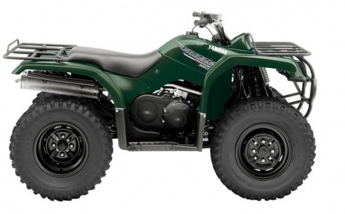 yamaha grizzly 350 cuatriciclo 4x4 ++ palermo bikes