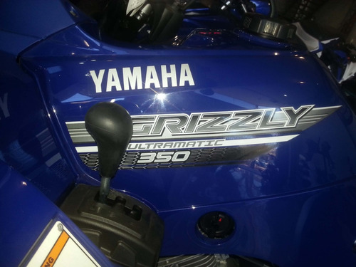 yamaha grizzly 350 fwa yamasan entrega inmediata