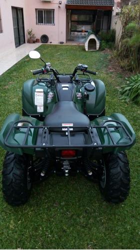 yamaha grizzly 4x4 550cc 2013
