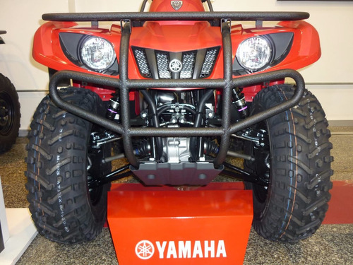yamaha grizzly 4x4