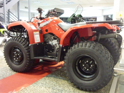 yamaha grizzly 4x4 parrillero