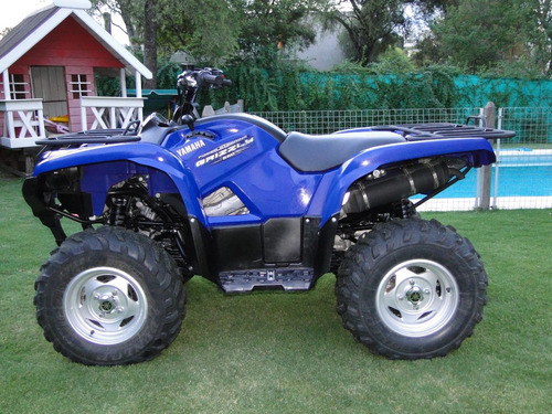 yamaha grizzly 550 4x4 2011