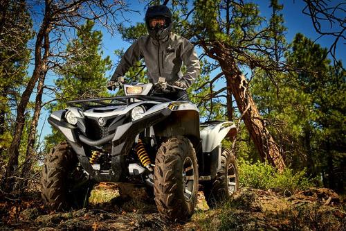 yamaha grizzly 700 2019 en motolandia