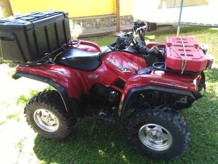 yamaha grizzly 700 limited