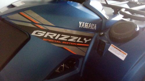 yamaha grizzly 700 mejor contado motolandia libertador