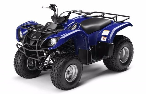 yamaha grizzly cuatriciclo