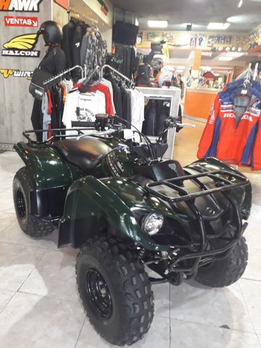 yamaha grizzly motos
