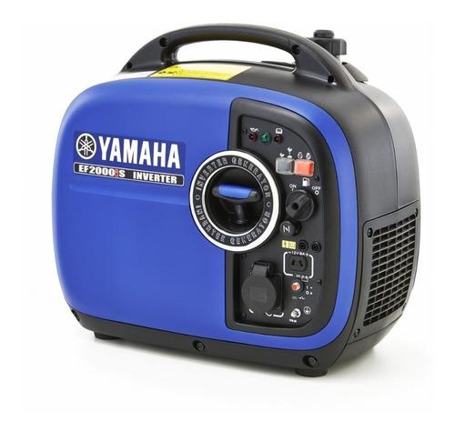 yamaha grupo electrógeno mod ef 2000 is ++ palermo bikes