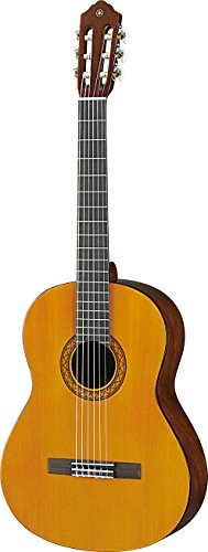 yamaha guitarra clásica para alumnos natural talla completa