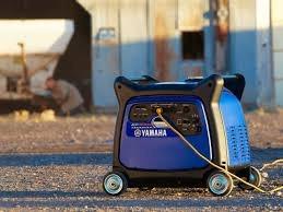 yamaha inverter generador ef 6300 ise!!