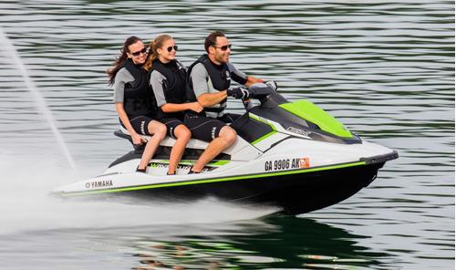 yamaha jet moto agua