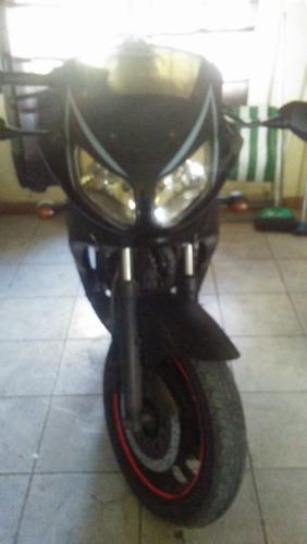 yamaha kawasaky asuky 200 año 2010 moto