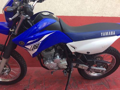 yamaha lander 250 2014 azul