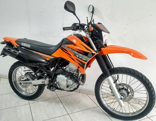 yamaha lander  250 2015 troco moto