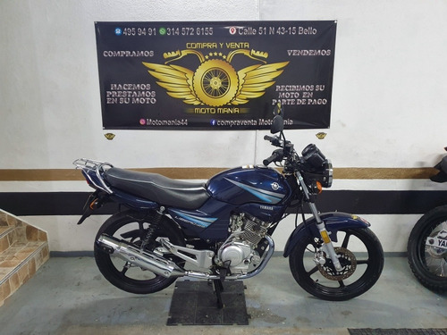 yamaha libero 125 mod 2018 2019 2020 traspaso incluido