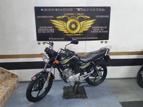 yamaha libero 125 mod 2019 traspasó includio 3400 km