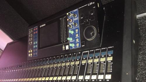 yamaha ls9 - 32 canales + con anvil (usada-nueva)