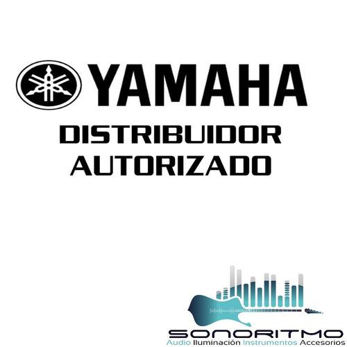 yamaha mezcladora 10 canales con usb y efectos mg10xu