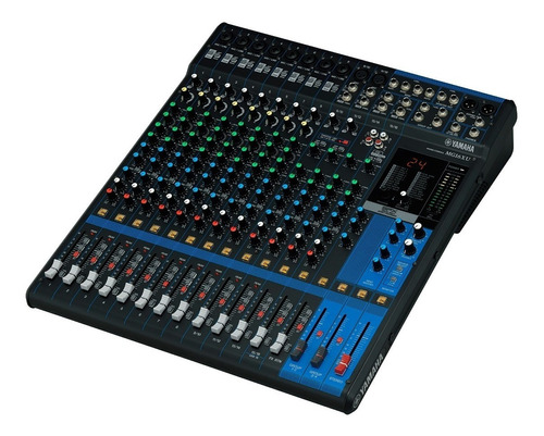 yamaha mg16xu consola mixer 16 canales efectos usb - oddity