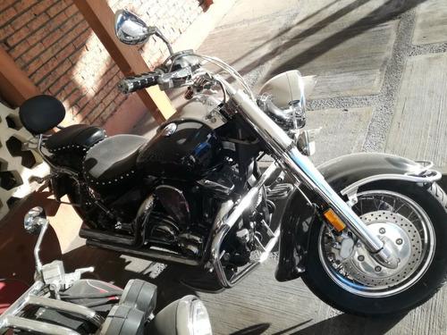 yamaha midnight star 1600cc 2001