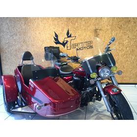 Yamaha Midnight Xvs 950 Star - Sidecar