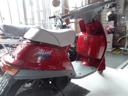 yamaha mint 50cc año 1994 titular al dia en motosfiori