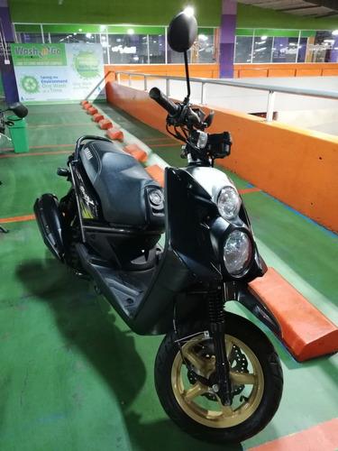 yamaha motard scooter