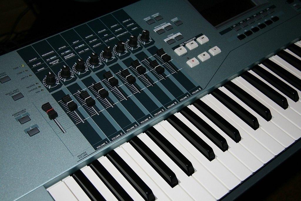 yamaha motif xs7 teclado 76 teclas xs 7 u s 2 en