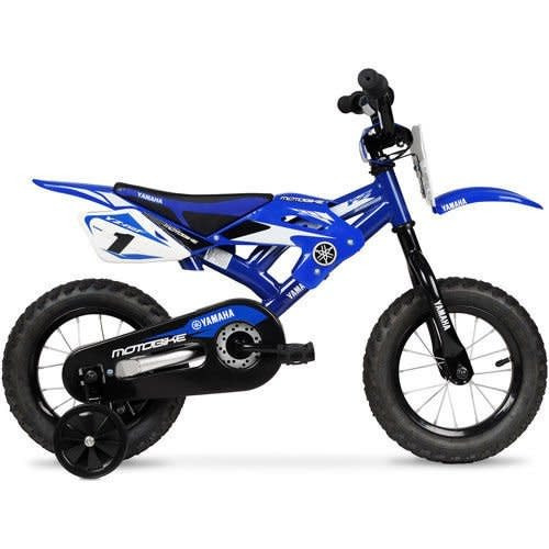 yamaha moto para niño bicicleta bmx 12 pulgadas