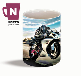 Yamaha Moto Racing Taza Niceto