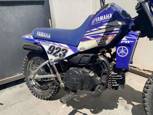 yamaha moto ttr90 para niño