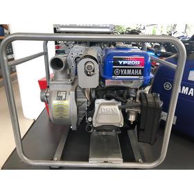 Yamaha Motobomba Yp20g 4hp