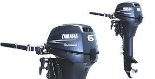 yamaha motor fuera de borda f6cmhs en motolandia!!