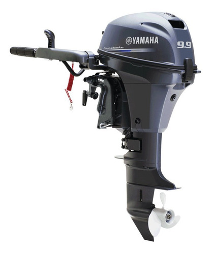 yamaha motor fuera de borda f9.9 jmhs 4t ++ palermo bikes