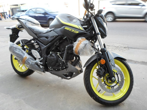 yamaha mt 03 0km motos march