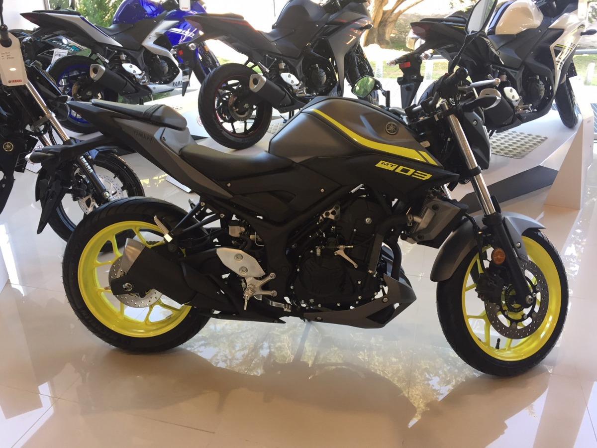 Yamaha Mt 03 0km!! Nuevos Colores!!! Entrega Inmediata ...