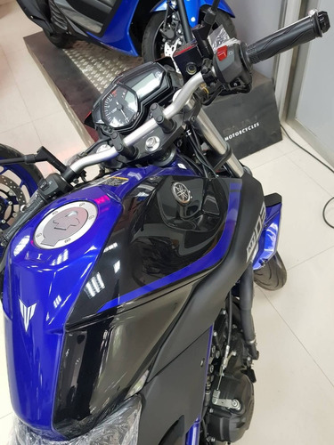 yamaha mt 03 0kms 2018. abs...
