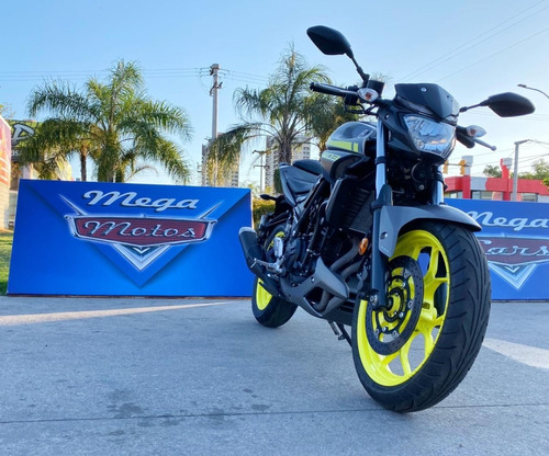 yamaha mt-03 2018 // impecable!