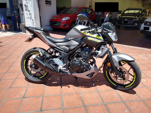 yamaha mt 03 2018 vtv unica mano titular 4.000 kms impecable