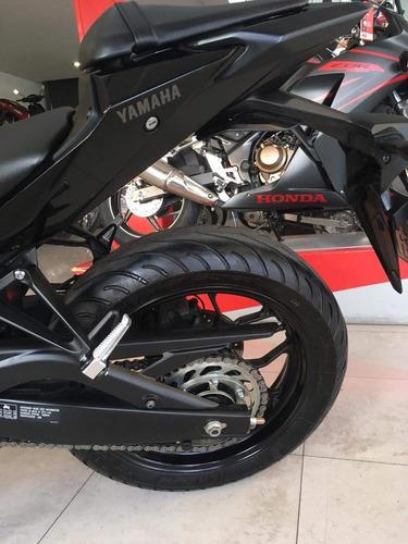 yamaha mt 03 300 2017 usada 6000 km c/ nueva moto sur