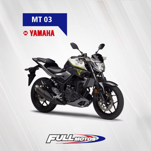 yamaha mt - 03