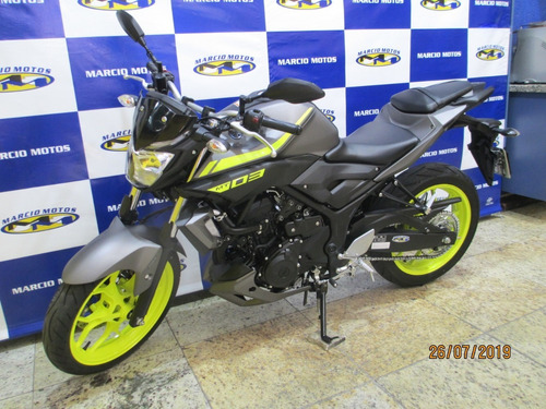 yamaha mt 03 abs  18/19