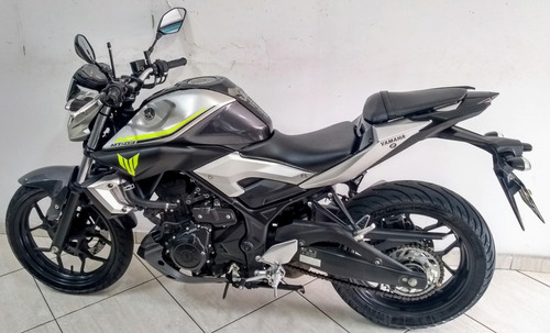 yamaha mt 03 abs 2018